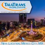 NEW LOCATION - Mexico City, MX