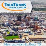 NEW LOCATION - El Paso, TX